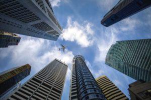 Die Citibank gehört zur Citigroup mit Hauptsitz in New York City