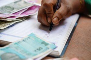 Schuldenspirale Kalkulation